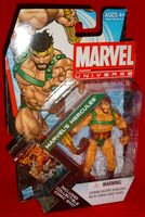 Marvel Universe Series 4 #17: Hercules - Action Figure Sealed on Card